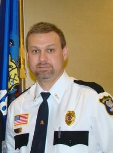 Police Chief David Wilson